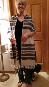 Prayer Shawl Glyn