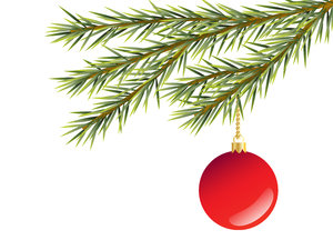 Branch Christmas Tree christmas tree branch | ephods & pomegranates
