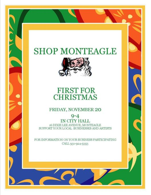 Monteagle Shop Christmas