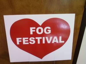 Fog Fest Heart