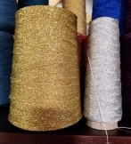 Slim Tallit Metallic Colors