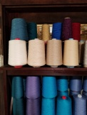 Slim Tallit Warp Colors